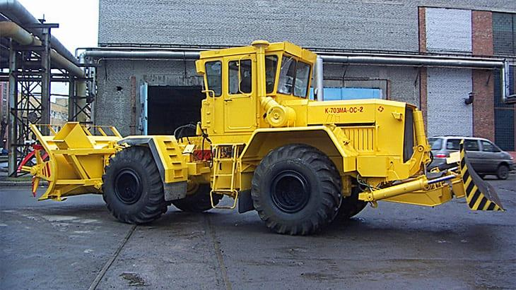Трелевочик К-703МА