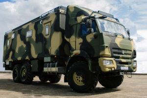Дом на колесах на базе КамАЗа 43118: технические характеристики, устройство и комплектация