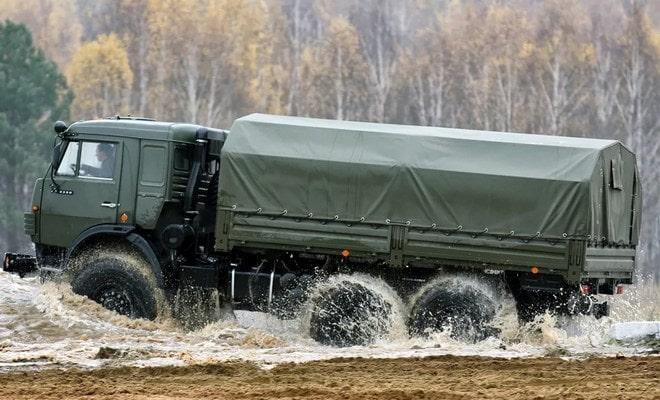 Армейский транспорт