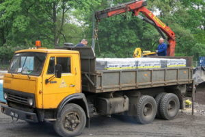 Устройство основных узлов и технические характеристики грузового автомобиля КамАЗ-5320