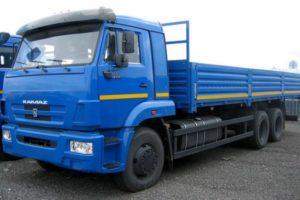 Обзор современного большегрузного тягача КамАЗ-65117 и его основных модификаций