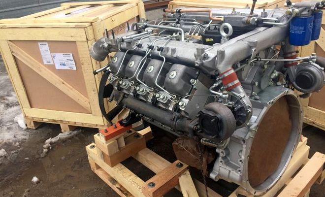 Двигатель КамАЗ-740.30.260