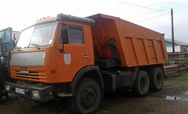 Экономичный грузовик