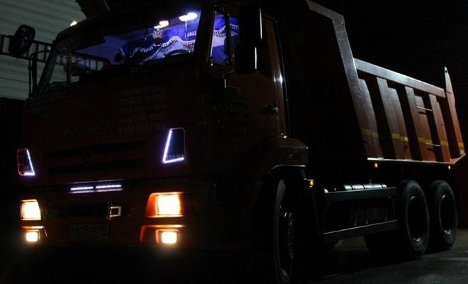 Фары и освещение кабины