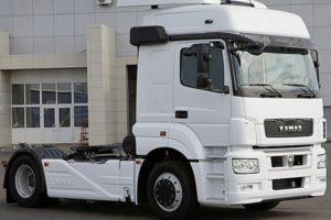 Магистральный седельный тягач КамАЗ-5490: технические характеристики, отзывы владельцев