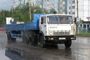 Обзор и технические характеристики седельного тягача КамАЗ-5410