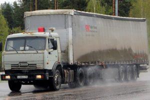 Отличительные особенности и характеристики седельного тягача КамАЗ-54115