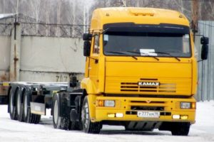 Устройство и технические характеристики грузового автомобиля КамАЗ-5460