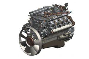 Устройство и особенности четырехтактного дизельного двигателя КамАЗ-740