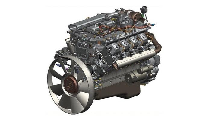 Мотор 740