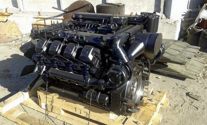 Мотор КамАЗ-740.11-240