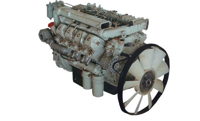 Мотор КамАЗ 740.51-320