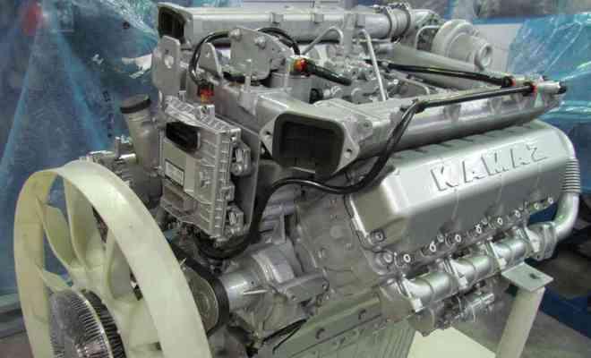 Мотор модели 5490