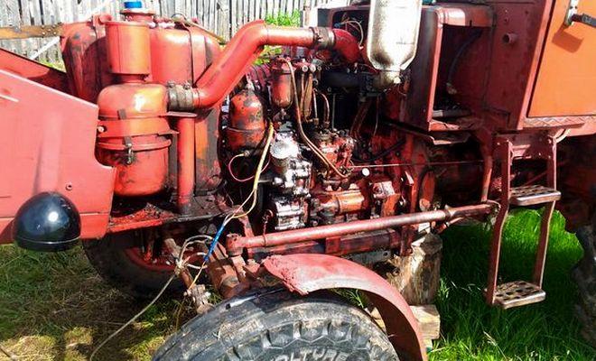 Мотор Т-25