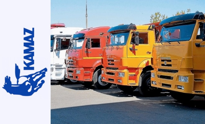 Российские грузовые автомобили