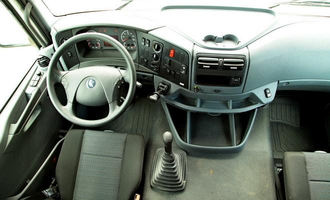 Рулевое колесо грузовика 5490