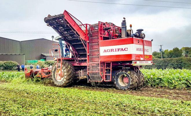 Сельхозмашина WKM-9000