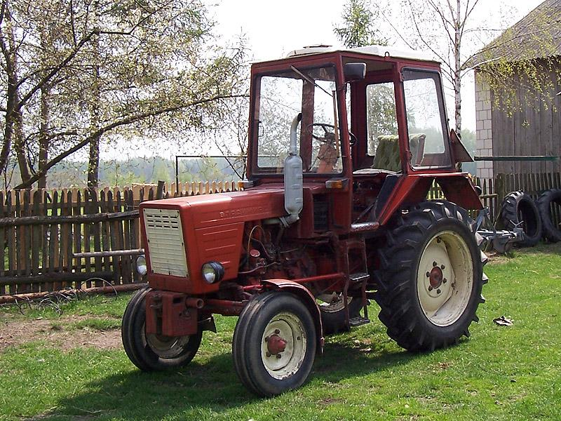 Ремонт трактора т-25