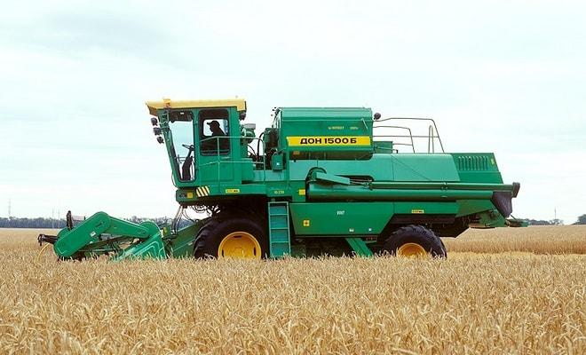 1500Б работает в поле