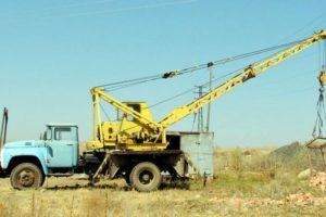 Технические характеристики популярных автокранов на базе грузовых автомобилей ЗИЛ
