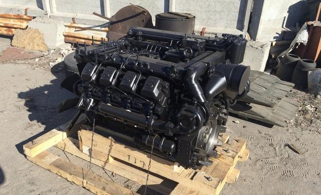 Двигатель 740.31-240