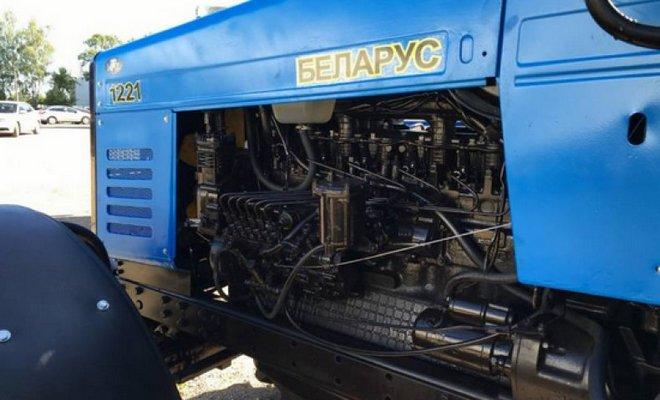 Двигатель МТЗ-1221