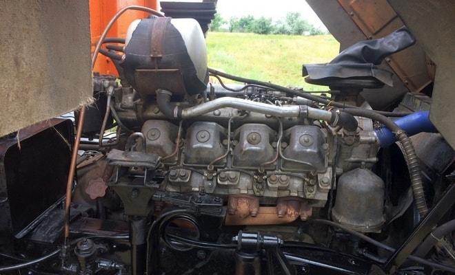 Двигатель Сельхозника