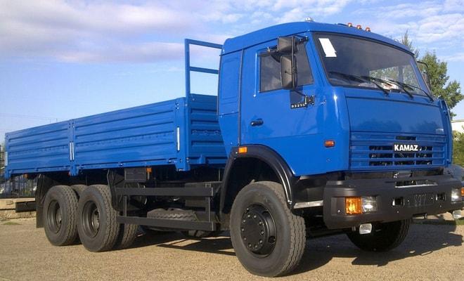 Грузовик 53215