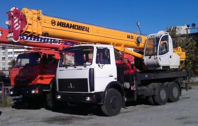 Машина для грузовых робот