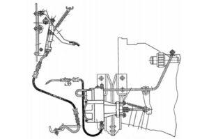 Регулировка и ремонт механизма сцепления грузовых автомобилей КамАЗ