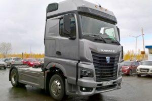 Обзор нового тягача премиум-сегмента КамАЗ-54901 с кабиной К5