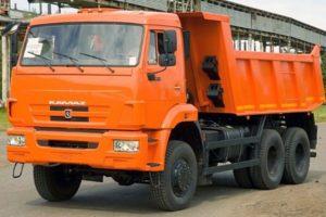 Характеристики самосвалов и сортиментовозов на базе шасси КамАЗ-65111
