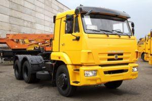 Седельный тягач КамАЗ-65116 и его основные модификации