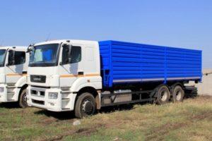 Характеристики грузовых автомобилей КамАЗ на шасси 65207