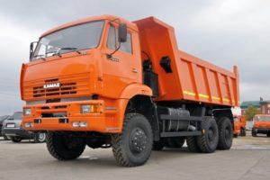 Характеристики самосвала КамАЗ-6522 и его основных модификаций