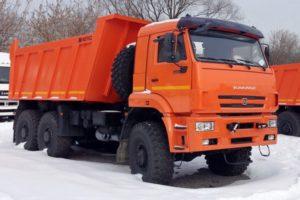 Достоинства и недостатки грузовика с повышенной проходимостью КамАЗ-65222