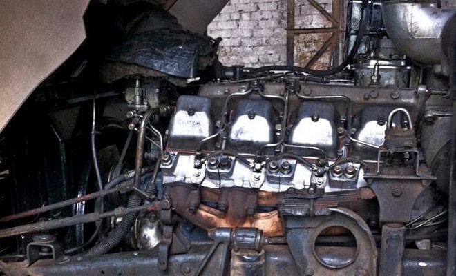 Мотор 55102