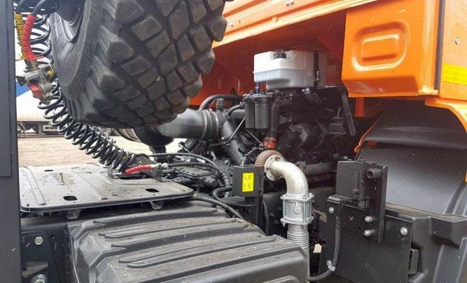 Мотор гражданской модификации