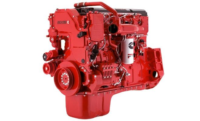 Мотор ISX15