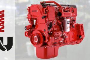 ТОП-3 модельные серии двигателей Cummins (Камминз) для автомобилей КамАЗ