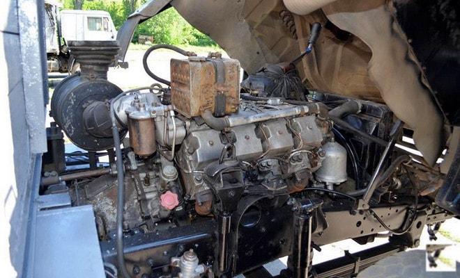 Мотор на 53212