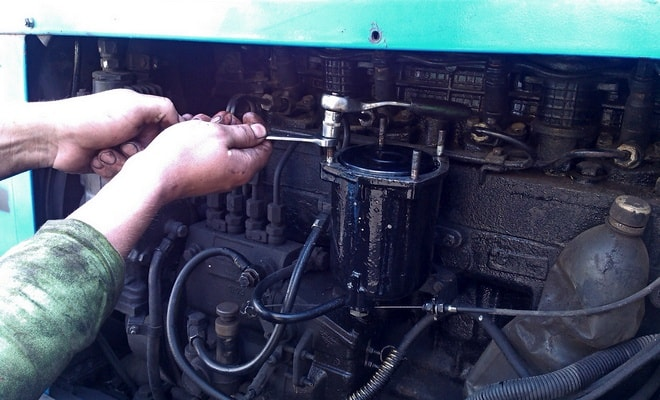 Регулировка топливной аппаратуры