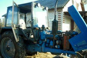 Инструкция по ремонту основных рабочих узлов тракторов МТЗ Беларус