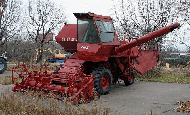 Сельхозмашина СК-5