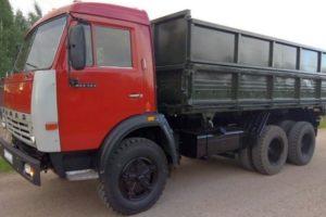 Грузовые автомобили КамАЗ Сельхозник на шасси 55102