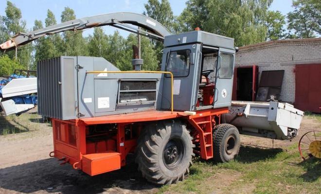 Сельскохозяйственная машина КСК
