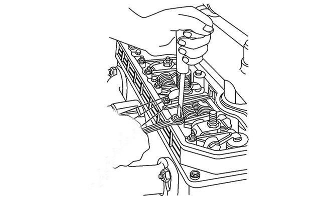 Схема настройки мотора Д-245