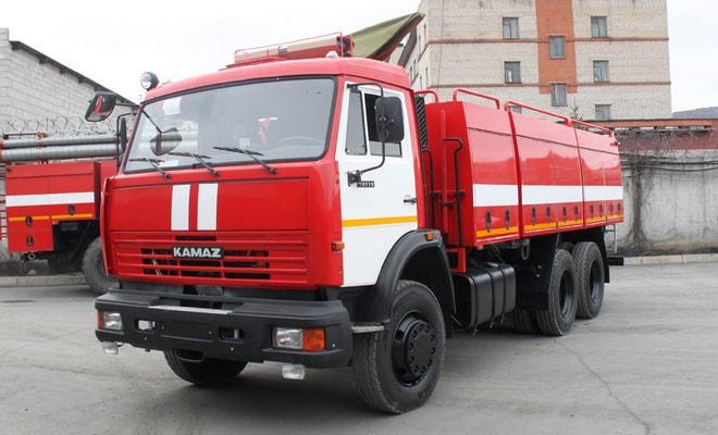 Специализированный грузовик 65115