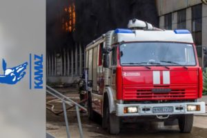 ТОП-4 отечественных пожарных автомобиля на базе шасси КамАЗ