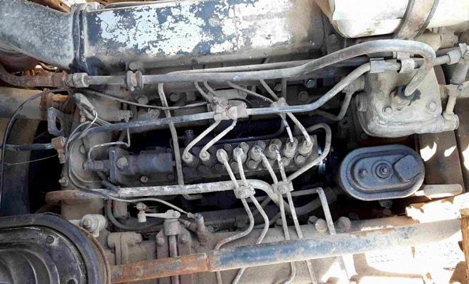 ТНВД грузовика 53229